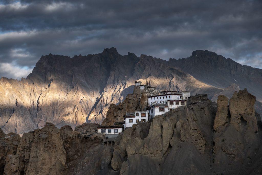 klasztor-dhankar-indie-himalaje